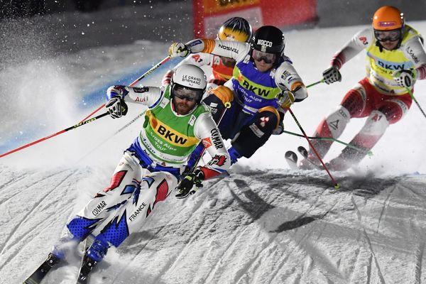 Bastien Midol était arrivé au pied du podium en début de semaine, à Arosa (Suisse)