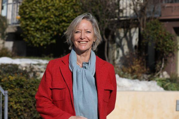 Sophie Cluzel, actuelle secrétaire d 'état chargée des personnes handicapées, est candidate aux prochaines élections régionales en juin 2021 en PACA sous l'étiquette LREM