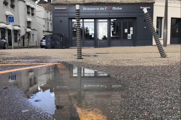 La Brasserie de l'Affiche ne rouvrira pas ses portes ce mercredi 19 mai.