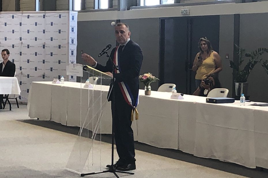 Porto-Vecchio : Jean-Christophe Angelini officiellement élu maire, Michel Giraschi premier adjoint