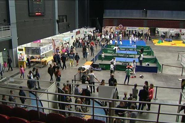 Le parc des expositions de Mâcon et sa salle Le Spot accueillent le forum des associations les 9 et 10 septembre