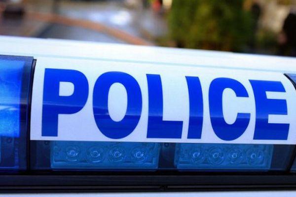 La police est chargée de l'enquête. Image d'illustration