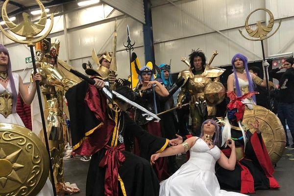 La convention annuelle toulousaine des gamers et cosplayers a attiré près de 65.000 personnes cette année.