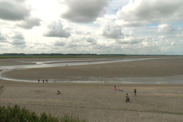 La baie de Somme, le 11/07/2021