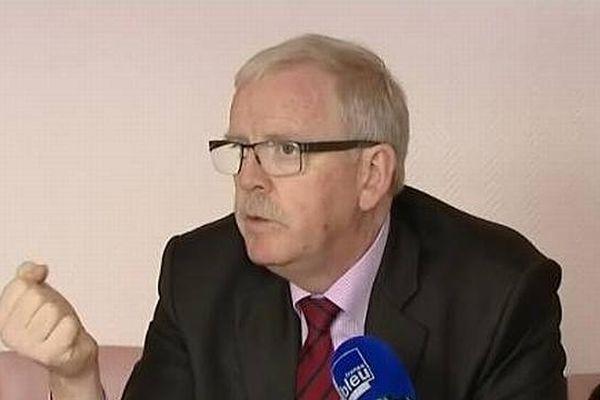 Jean-Yves Caullet, député PS de l'Yonne, nommé président de l'ONF