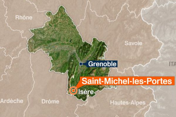 Un accident grave de chasse est survenu ce jeudi 17 décembre à Saint-Michel-les-Portes peu avant 15 heures.