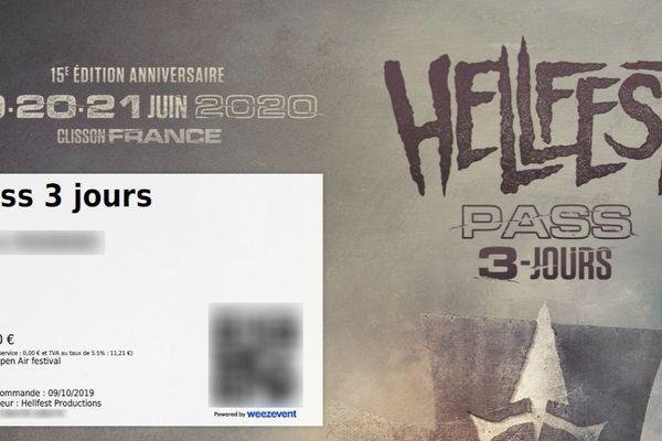 5 minutes pour obtenir un billet pour le Hellfest
