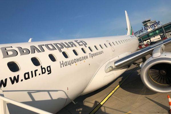 C'est la compagnie bulgare Bulgaria Air qui a transporté les passagers du vol Clermont-Orly mardi 18 septembre.