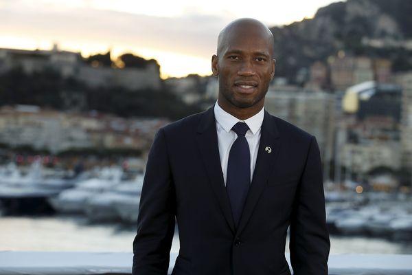 Didier Drogba revient à Marseille...pour les enfants de Côte d'Ivoire.
