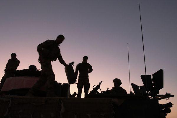 4500 soldats français sont engagés dans la bande sahélo-saharienne. (Photo d'illustration)