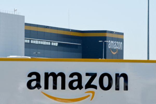 Entrepôt Amazon - Bretigny-sur-Orge (illustration)