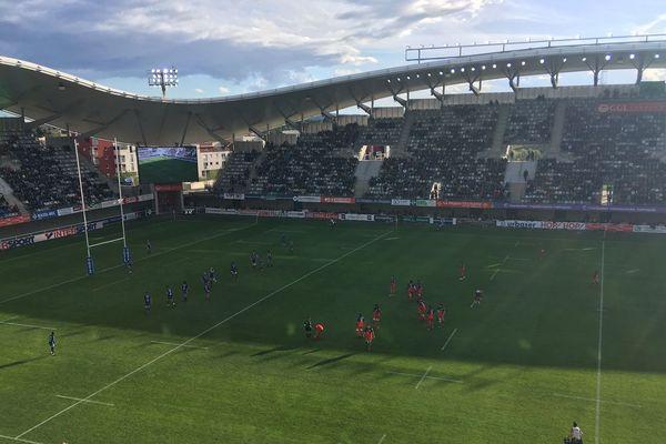 Le MHR a brillé face à Grenoble, en ce championnat du Top 14. / 27 avril 2019