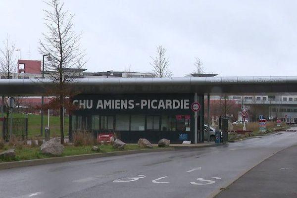 Le centre hospitalier universitaire Amiens-Picardie.