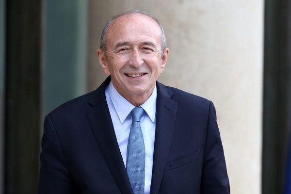 Le ministre de l'Intérieur Gérard Collomb veut travailler avec la médiation dans l'épineux dossier de l'aéroport de Notre-Dame-des-Landes.
