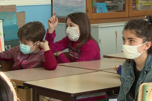 La fin du masque en primaire et en Dordogne, peut-être une réalité à partir du 4 octobre prochain