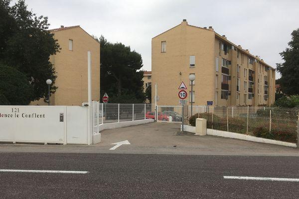 C'est dans cette résidence de Perpignan, située avenue de Prades, qu'ont eu lieu les faits, le vendredi 5 juillet.