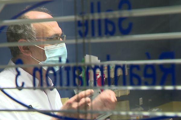 Les entrées de patients atteints par la Covid-19 sont en augmentation rapide à l'hôpital de Niort.