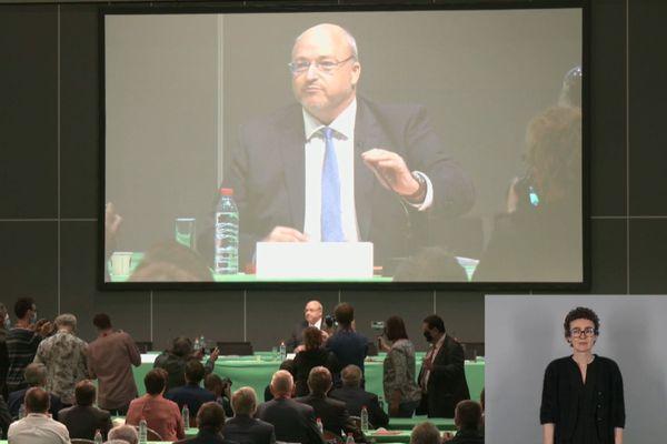 Damien Castelain réélu président de la MEL