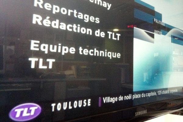 TLT, chaîne locale toulousaine