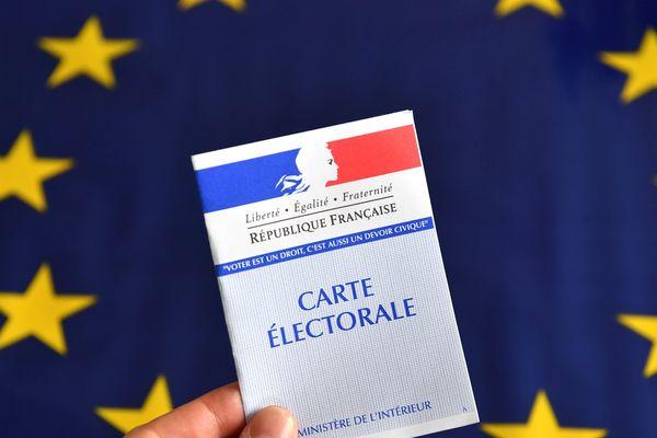 Partout en Île-de-France, les bureaux de vote ont ouvert de 8h jusqu'à 20h, à l'occasion des élections européennes (illustration).