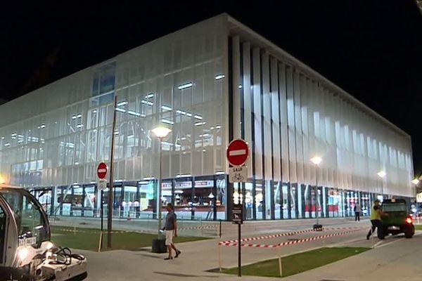 Les nouvelles halles de Pau transforment tout le quartier
