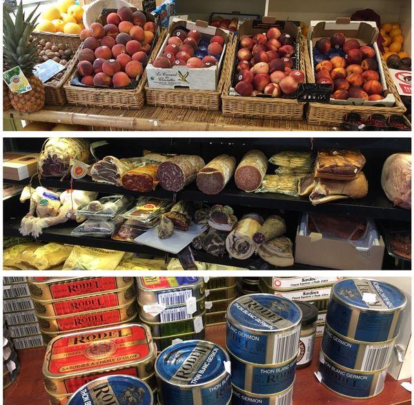 Un festival de saveurs et de bons produits dans l'épicerie de Mousse, l'ancien ouvrier d'usine