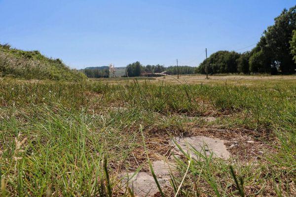 L'assèchement des sols est de 70% supérieur à la normale dans le Pas-de-Calais (ici à Audemberg)