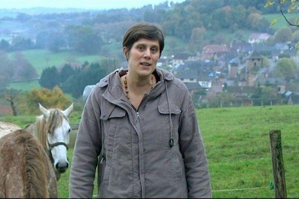Premier rendez-vous mardi soir avec Mathilde Brazeau dans la commune de Noailhac