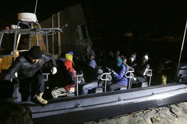 Réfugiés secourus le 5 février 2017