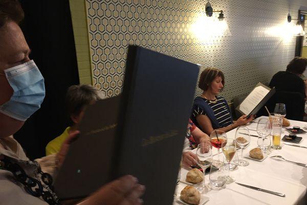 Les salles des restaurants aussi ont pu rouvrir ce mercredi 9 juin 2021.