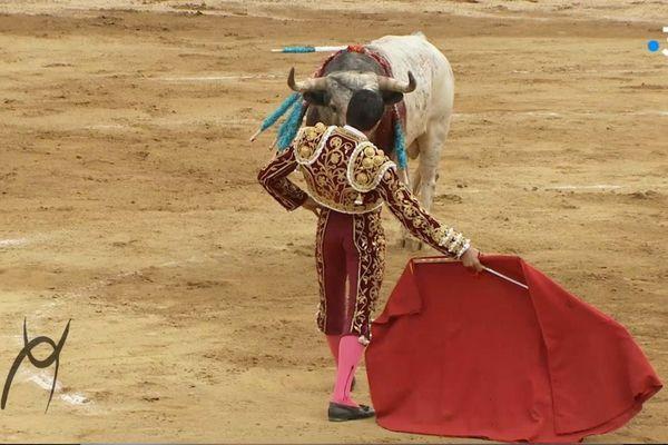 Emilio de Justo : il y a deux ans, il était célèbre… dans son village. Il est maintenant un des toreros les plus demandés dans les arènes du sud-ouest!