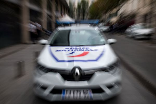 Le chauffeur VTC circulait à bord de son véhicule à Clichy-sous-Bois, en Seine-Saint-Denis (illustration).