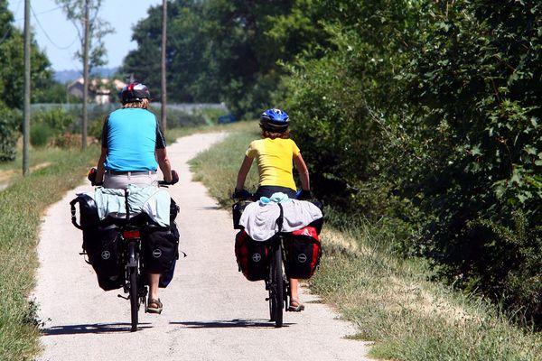 La voie douce inaugurée entre Chamant et Senlis fait 3,2 kilomètres de long (Image d'illustration).