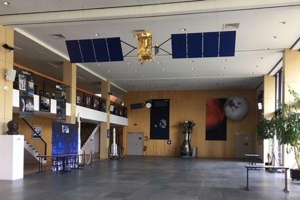 Le Hall des pionniers à l'ISU Strasbourg