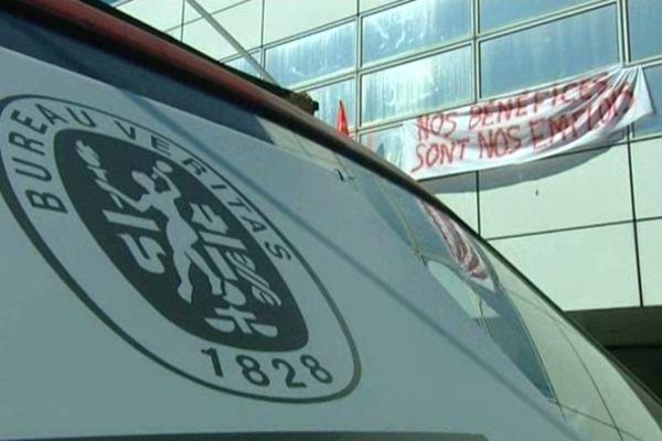 Nantes : deuxième semaine de grève pour Bureau Veritas