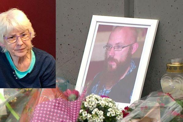 """Suicide d'un salarié au centre Leclerc à Vandoeuvre-lès-Nancy, """"Il faut qu'il y ait un jugement"""", dit la maman de Maxime."""