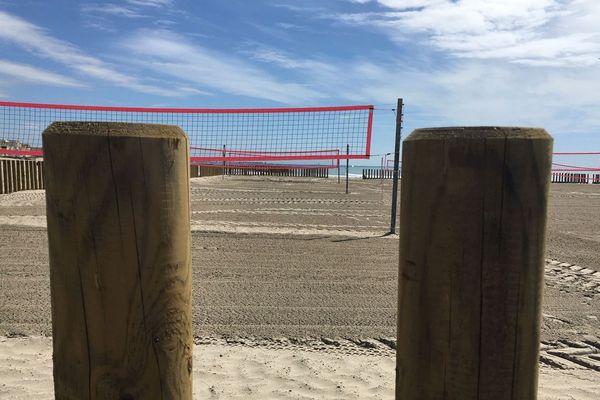 Le Carré Sport de Carnon, c'est près de 4000 m2 d'équipements sportifs de plage