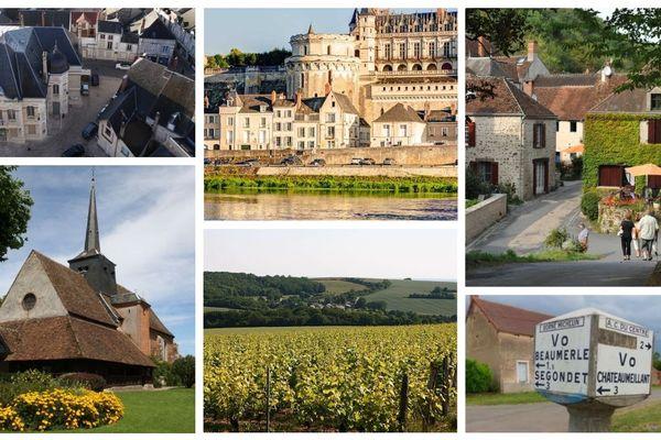 Les villages du Centre-Val de Loire