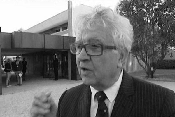 François Mariani, Président de la CCI du Vaucluse.