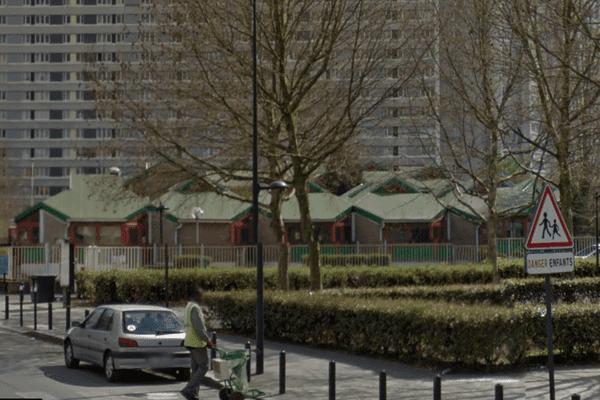 L' agression a eu lieu lundi dans le centre de loisirs René Descartes du quartier du Franc Moisin à Saint-denis.