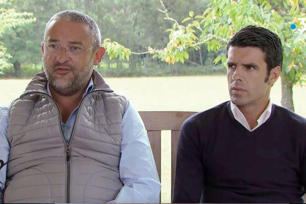 """Ludovic Lelong """"Luisito"""" a relancé la carrière d'Emilio de Justo."""