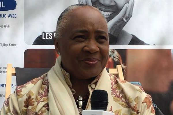 Barbara Hendricks au Printemps de Bourges 2019