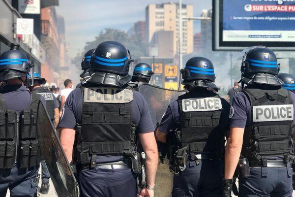 Manifestation des Gilets Jaunes à Toulouse en septembre dernier