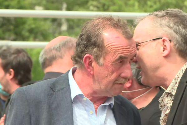 José Gandolfi, ancien allié de Gilles Simeoni en terre bastiaise, sera 17ème sur la liste.