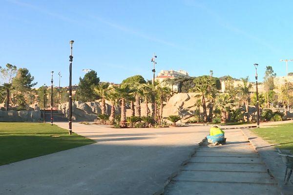 Un nouveau poumon vert à Nice nord
