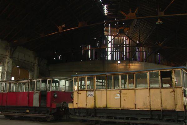 """Sarthe : La rotonde ferroviaire de Montabon, futur """"musée roulant"""""""