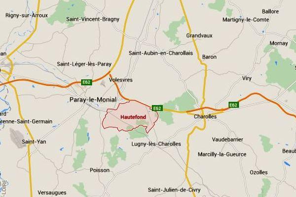 Une collision entre deux autos sur la RN 76 a fait cinq blessés, dont un grave, sur la commune de Hautefond, samedi 22 août 2015.