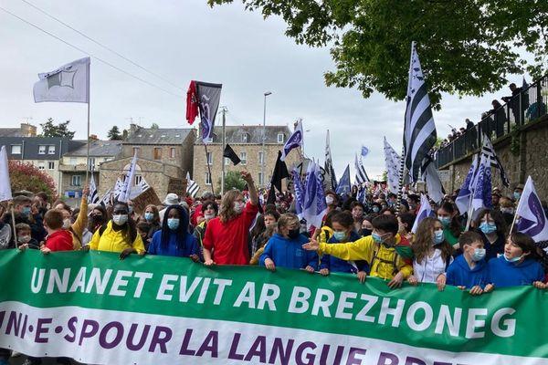 Le soutien aux langues régionales s'est une nouvelle fois exprimé lors de la Redadeg en mai dernier