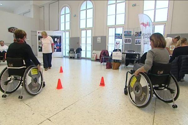 Une journée dédiée au handicap, pour les agents municipaux de Thionville