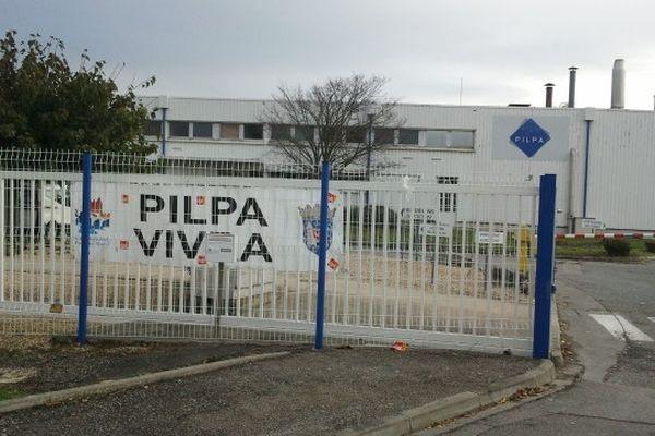 L'usine Pilpa de Carcassonne ferme ses portes ce soir.